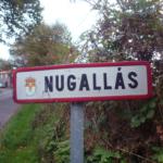 Nugalhás, centro da Galiza
