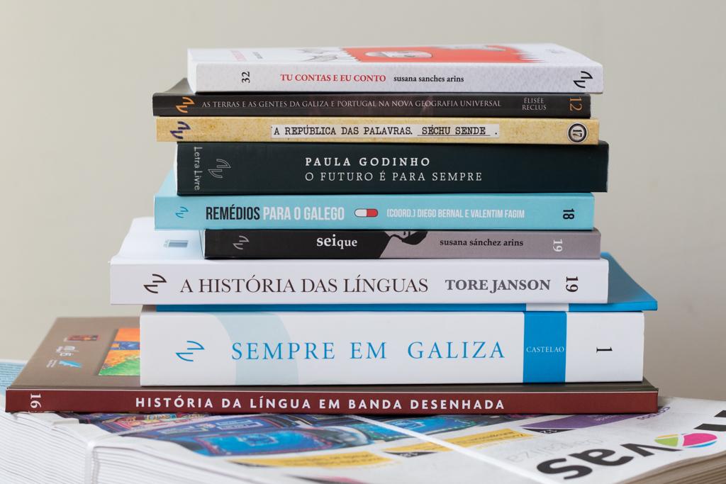 livros promoçom através